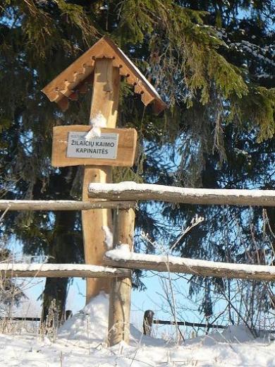 Žilaičių kaimo kapinaitės
